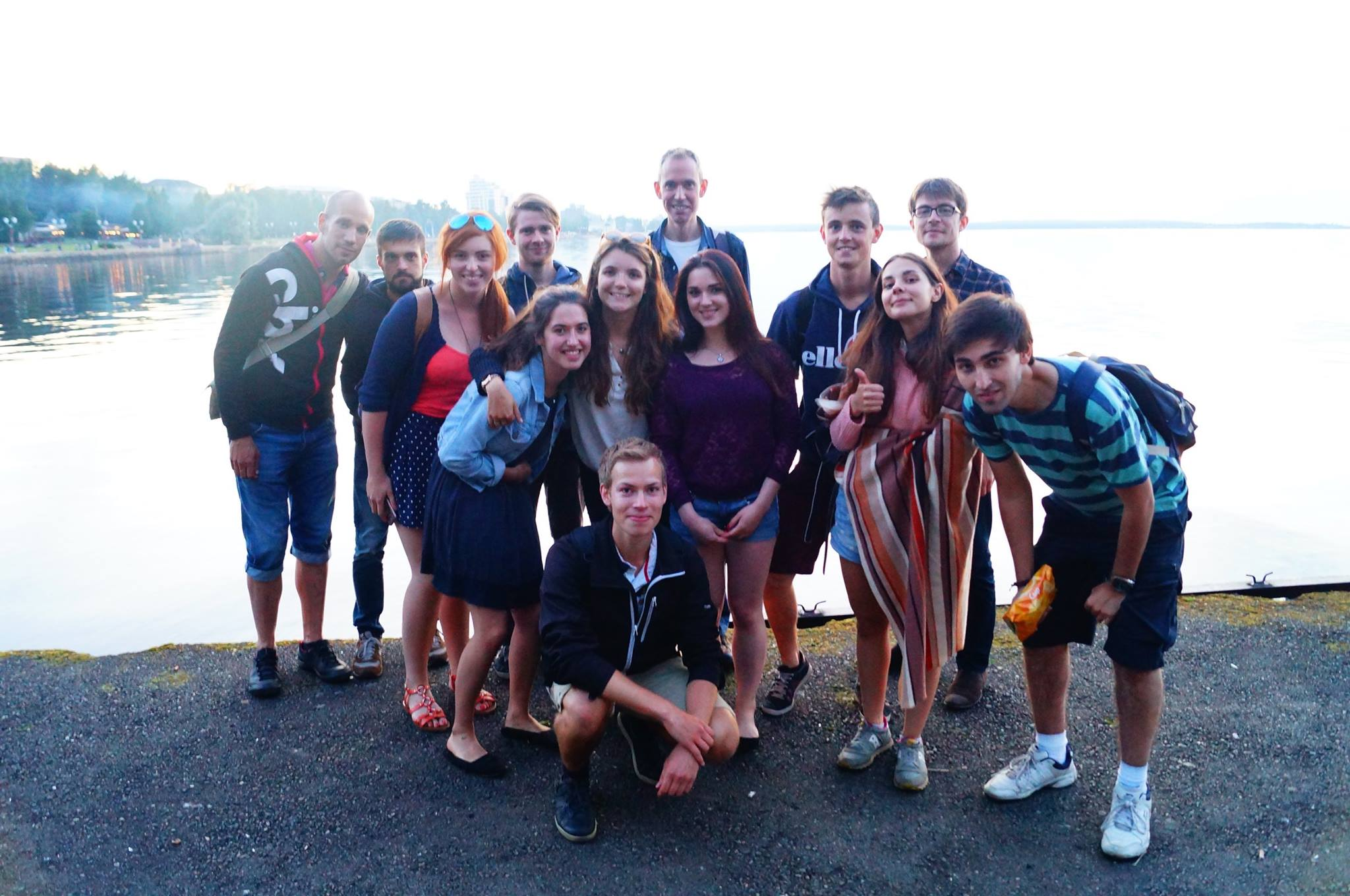 Summer Russian language camp for teenagers in 2017