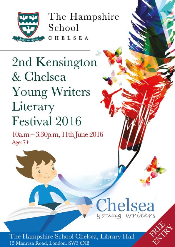 Kensington & Chelsea Young Writers Literary Festival