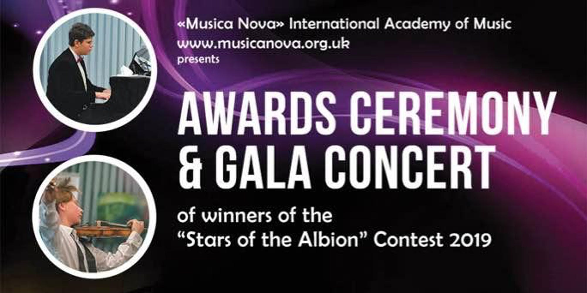 Stars of the Albion. Awards Ceremony & Gala Concert